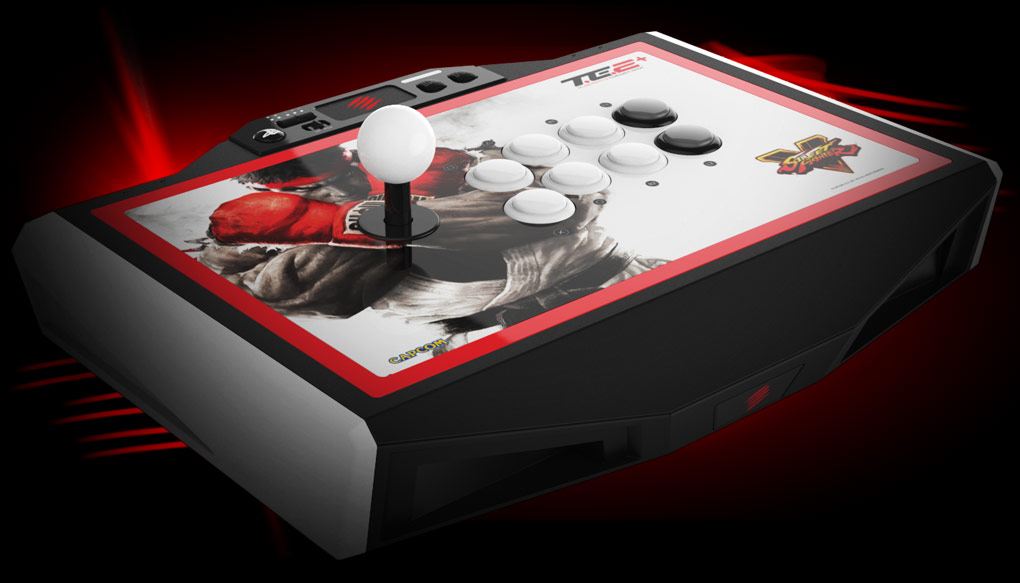 TES plus fightstick